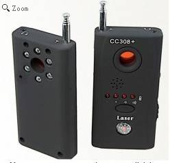 Anti-photographed against eavesdropping wireless GPS signal detector scanner 308 detection dogs