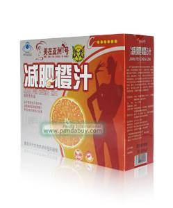 Orange Juice Slimming Tea/ Orange Juice Slim Tea