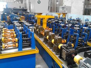 Factory direct sales stainless steel pipe making machine for Decorative Factory direct sales stainle