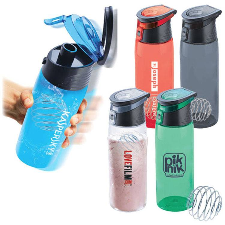 700ml blender bottle with handle