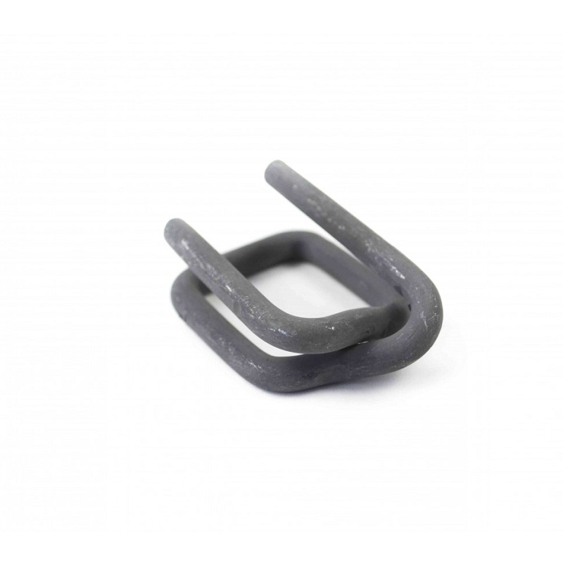 photsphated wire buckles for woven belt and cord strap 13mm to 32mm