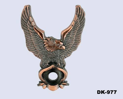 Eagle door bell knocker plus door viewer