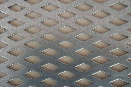 Sound Proof Galvanized Perforated/Punching Wire Mesh
