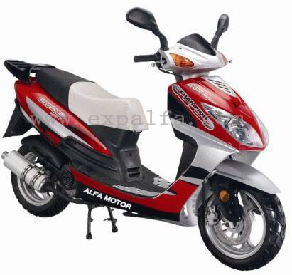 150cc Gas Scooter 150T-15D EEC approved