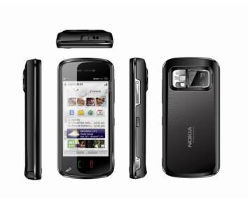 DUAL SIM DUAL STANDBY TOUCH SCREEN PHONE N97