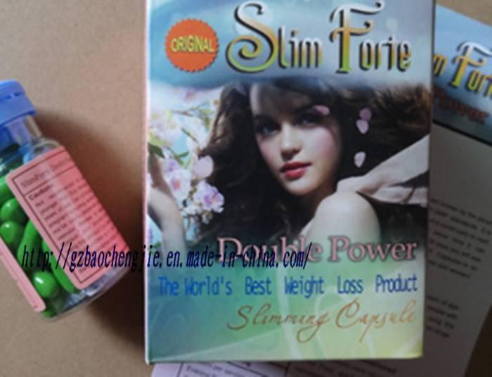 Slim Forte Double Power, Weight Loss Capsule, Slimming Capsule