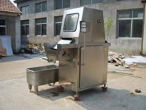 Saline injection machine, enema machine
