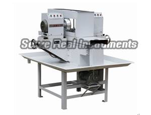 Automatic double-ended flat-grinding machine