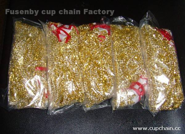 crystal cup chain, swarovsky,fusenby,asfour