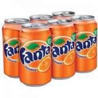 FANTA 330ML Cans
