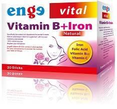 Enge® Vitamin B + Iron