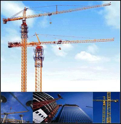 Tower Crane QTZ125 (TC6315) max load 8t