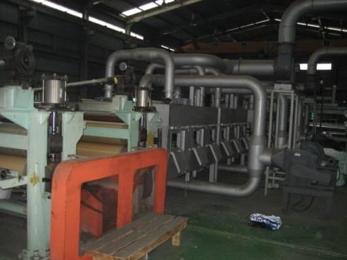 Aluminium Coating Line Plant for Sale