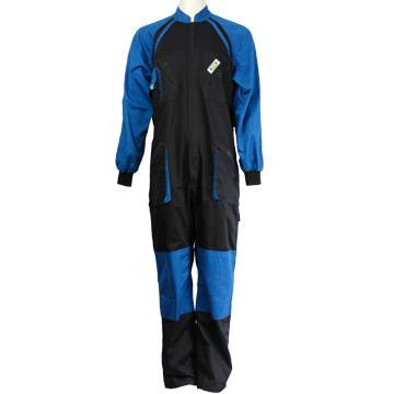 Coverall in Contrast Colors 9 Pockets, work coveralls, overalls