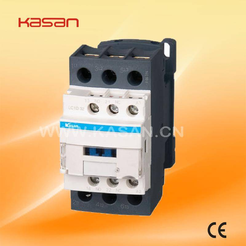 Offer AC Contactor New& Old LC1-D09,12,18,25,32,38,40,50,65,80,95,115,150,