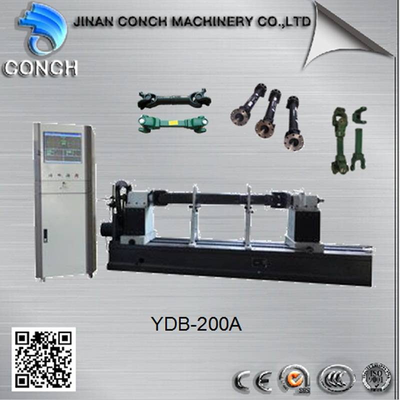 Balancing Machine For Drive Shaft