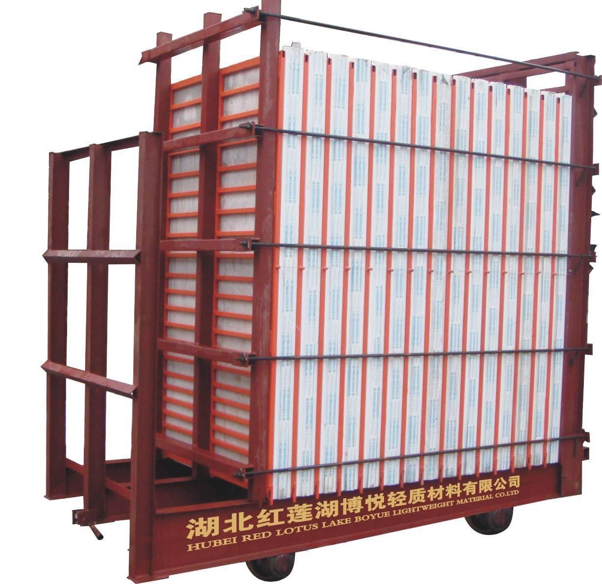 Vertical Automatic Sandwich Panel Molding Machinery