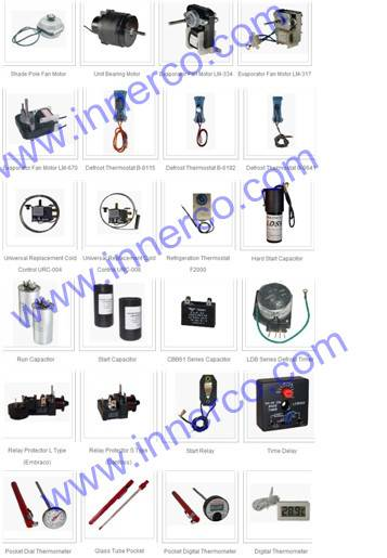 Home Appliance Electrical Components