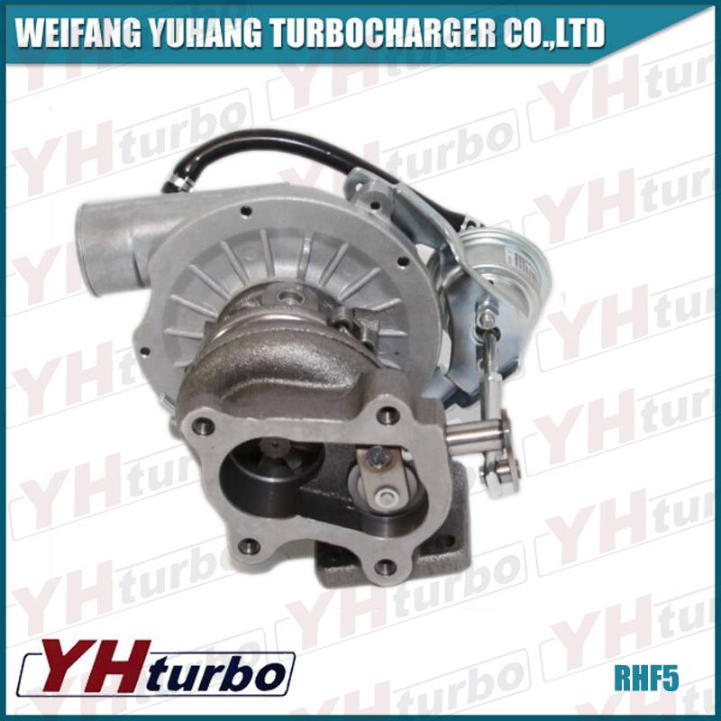 RHF5 8980681970 turbocharger for ISUZU truck