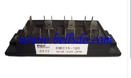Fuji 6MBI15-120 transistor