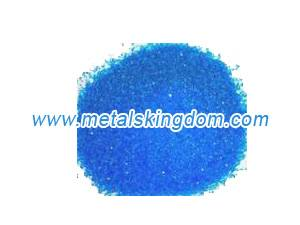 Sell Electroplating grade Copper Sulphate Pentahydrate 98%
