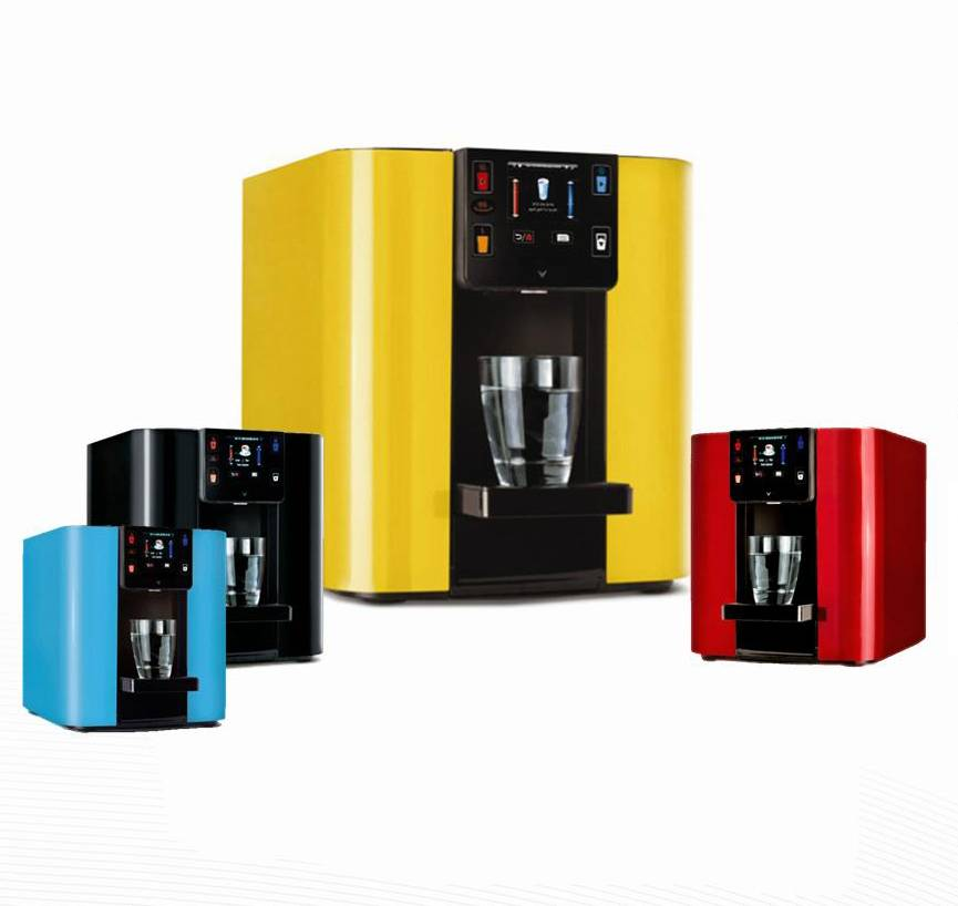 Sell Reboiling Function and Smart Programmable tabletop Hot and Cold Mini Bar Water Dispenser