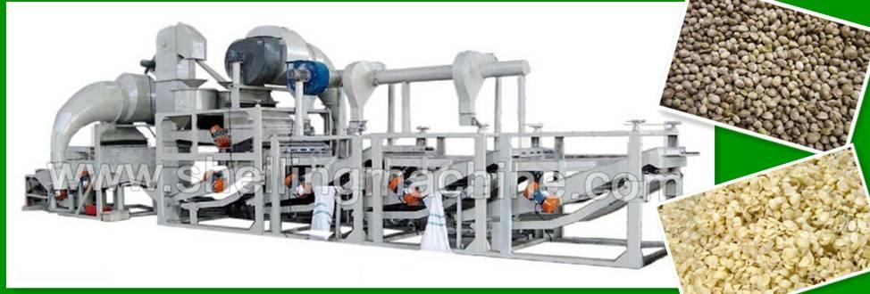 Hemp Seeds Shelling Separating Machines