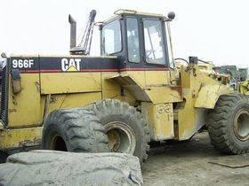 Used CAT966F CAT950B CAT950F CAT966D CAT 966E Wheel Loaders
