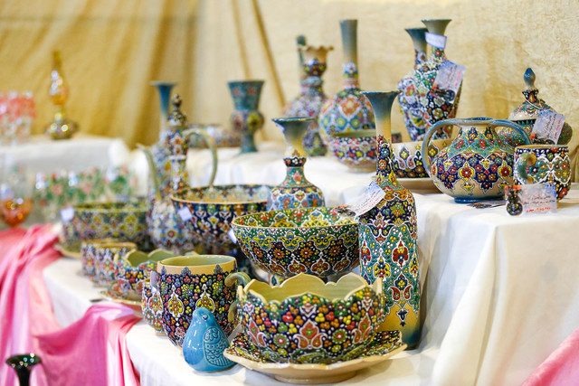 Traditional handmade products