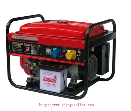 gasoline generator set with EPA approval