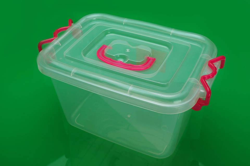 Custom Injection Mould Design for Plastic Box