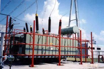 Siemens High impedance transformers