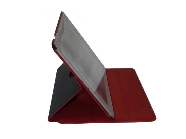Rotating Leather Case for Tablet