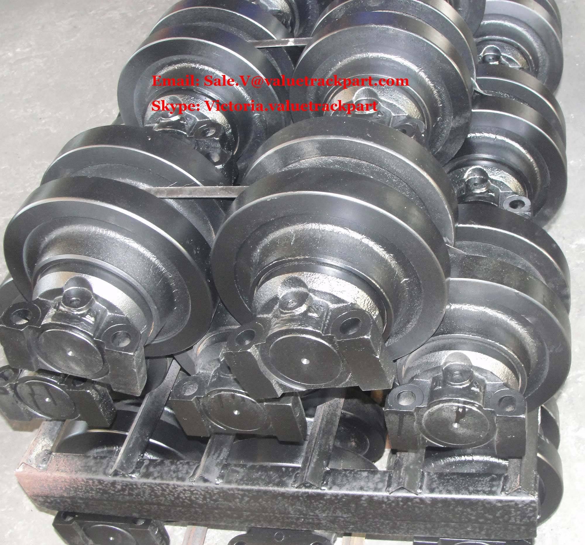 Track Roller For HITACHI KH180-3 Crawler Crane