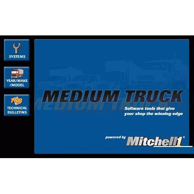 Mitchell OnDemand 5 Medium Trucks Edition