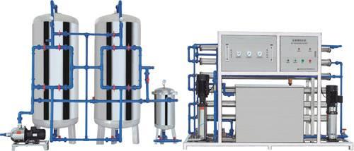 Reverse Osmosis Water Treatment Machine RO-1000I(2000L/H)