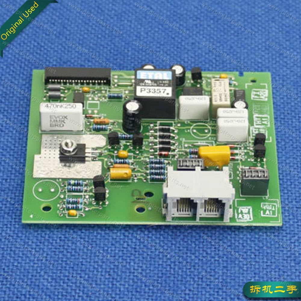 C9138-60001 Line interface unit (LIU) board for the HP Laserjet 3330/3300/3380 printer parts