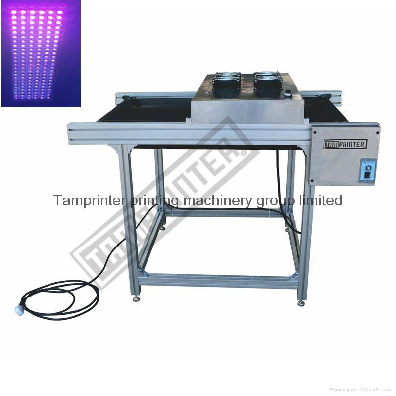 TM-LED800 High Efficient LED UV Drying Machine
