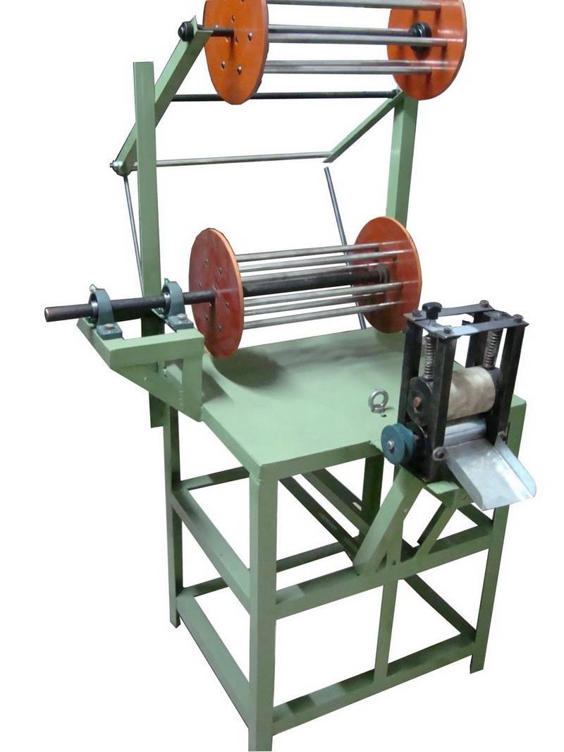 Ungird machine