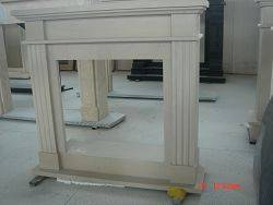Offer fireplace