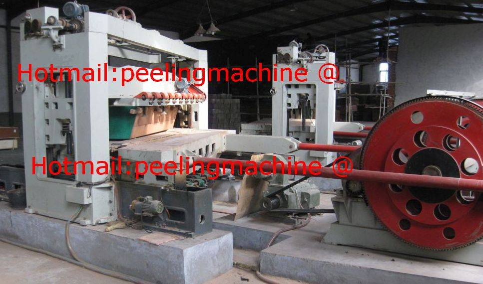 Veneer Slicer Equipment
