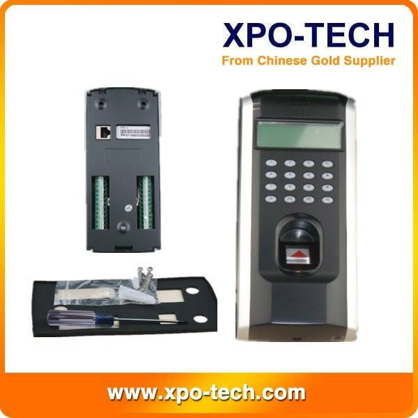 2013 Hot sale fingerprint reader for access control with free SDK F7