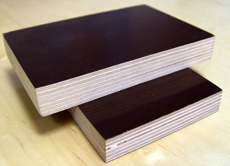 supply anti slip film faced plywood