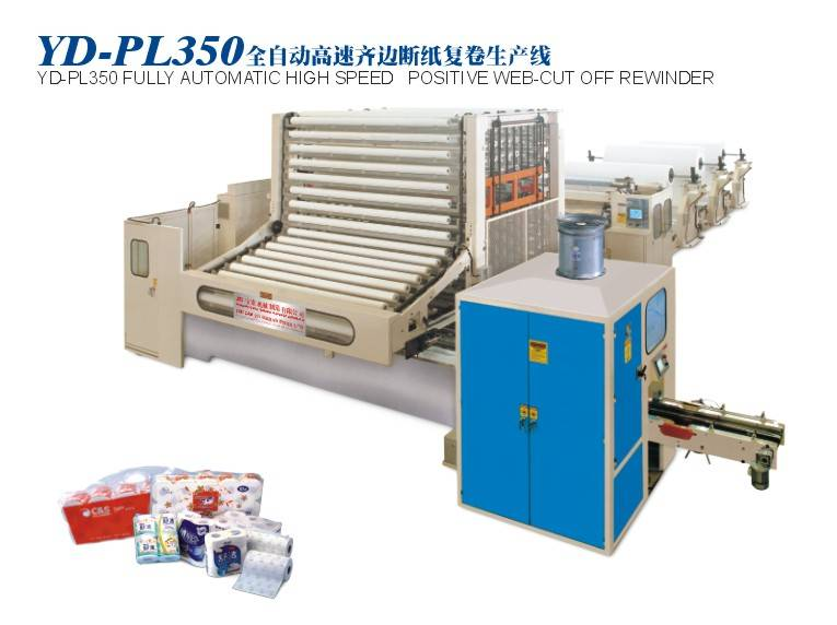 YD-PL350 Non-stop Production Line