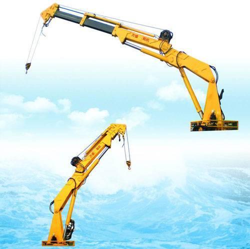 marine cranes