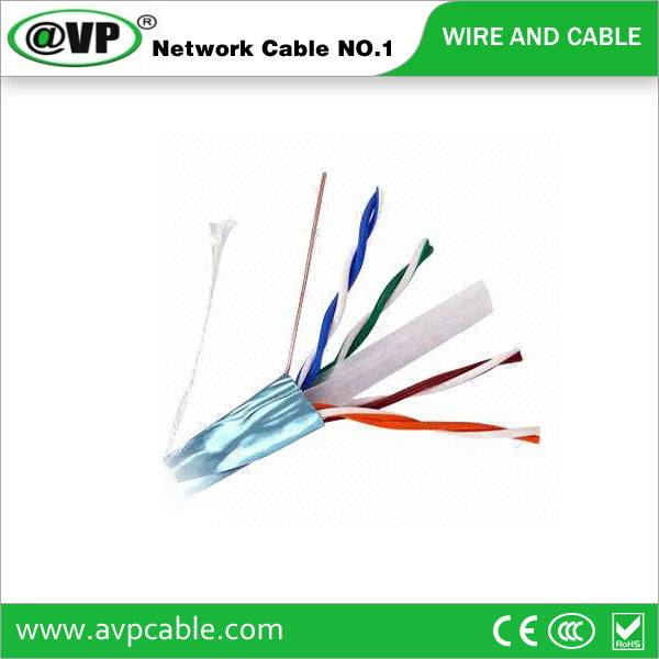 Make in China cat6 FTP netwrok cable