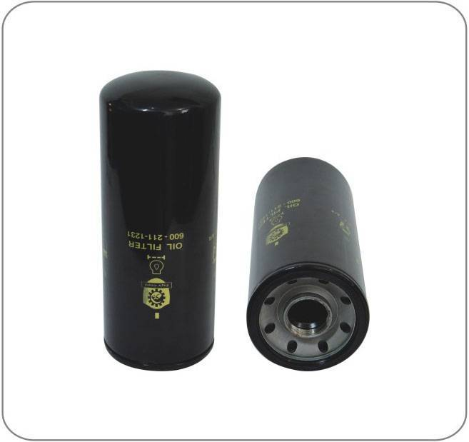 fuel filter Oil Filter 600-211-1231 volve with lowest price and quality guaranteed