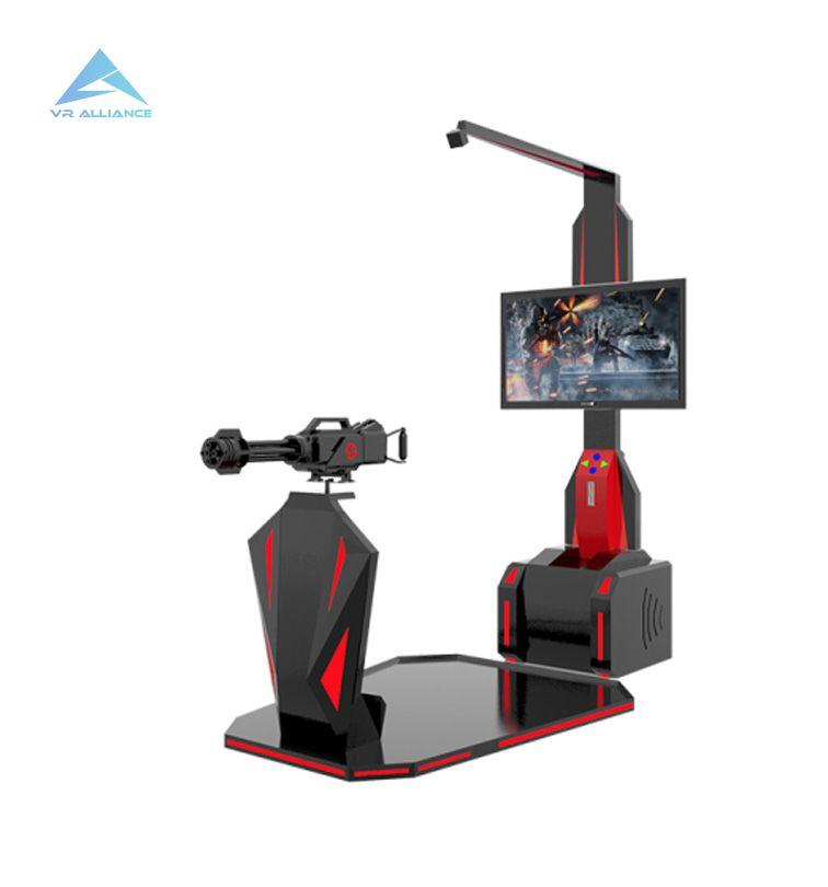 VR Gatlin Shooting
