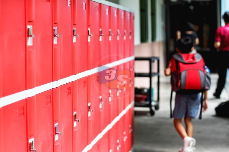 Rust-proof School Lockers