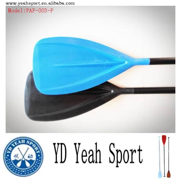 Plastic Paddle adjustable sup paddle